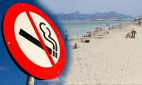 İspanya'da sahillerde sigara yasağı için imza kampanyası