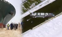'The Ever Given' yük gemisinin sahibinden flaş talep
