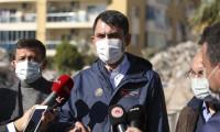 Bakan Murat Kurum'dan Marmara Denizi açıklaması