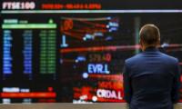 Avrupa borsaları rekor kırarken Wall Street geride kaldı