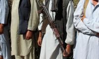 Afganistan'da bir ilçe Taliban'ın kontrolüne geçti