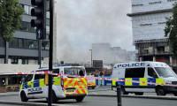 Londra'daki metro yangını kontrol altında: 6 yaralı