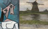 Çalınan Picasso ve Mondrian tabloları 9 yıl sonra bulundu