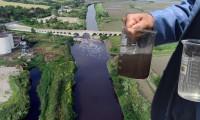Nehir değil zehir! Berrak su bu hale geliyor