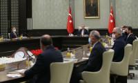 Kabine Toplantısı erkene alındı