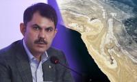 Bakan Kurum Marmara'yı müsilajdan kurtaracak formülü açıkladı