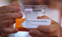Türkiye'nin bağışladığı aşılar Kuzey Makedonya'da