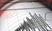 İzmir'de 4,2 büyüklüğünde deprem