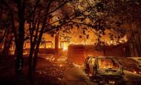 Kaliforniya eyaletinde tarihinin en büyük orman yangını!
