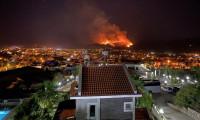 Fethiye'de de orman yangını! Ölüdeniz alev alev