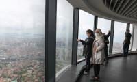 Çamlıca Kulesi'ni 39 bin kişi ziyaret etti