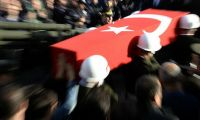 Mardin'de teröristlerden askeri araca saldırı: 1 şehit