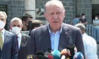 Erdoğan: Terör örgütünün kalleş yüzünü deşifre ettiler