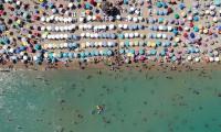 Antalya 7 ayda 3 milyondan fazla turist ağırladı