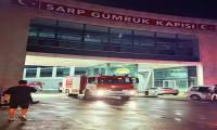 Azerbaycan yangın söndürme ekipleri, Türkiye'de