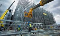 Almanya'da inşaat siparişleri azaldı