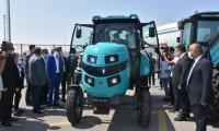 Türkiye'nin elektrikli traktörüne büyük ilgi