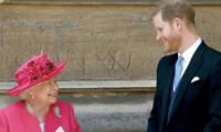 Prens Harry, Kraliçe ile 'çok özel' bir görüşme yaptı