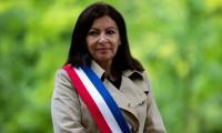 Paris Belediye Başkanı Macron'a rakip oldu