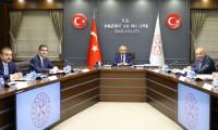 Elvan, Finansal İstikrar Komitesi'nin toplandığını duyurdu