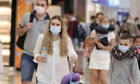 Hava yoluyla Antalya'ya gelen turist sayısı 6 milyonu geçti