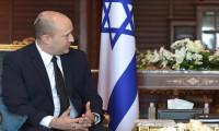 Bennett, bağımsız Filistin devletine karşı olduğunu söyledi