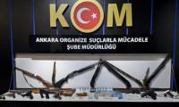 Ankara'da suç örgütüne yönelik operasyon: 29 gözaltı