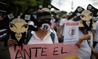 Bitcoin, El Salvador'da binlerce kişi tarafından protesto edildi