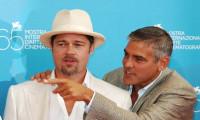 Brad Pitt ve George Clooney yeniden bir arada