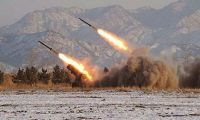 Kuzey Kore füzeleri yerleştirdi