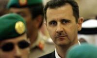 Esad'ın başı belada