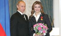 Putin bir kez daha baba oldu