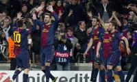 Barcelona'dan Milan'a kötü sürpriz
