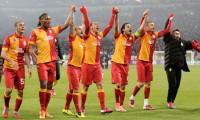 Galatasaray'ı coşturan golcü