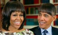 Obama kakül bıraktı!