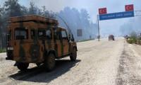 Yayladağı Sınır Kapısı kapatıldı