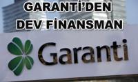 Garanti'den lojistik ve enerjiye 8 milyar dolar
