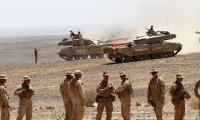 18 bin askerle Suriye provası