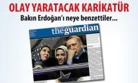Olay yaratacak Erdoğan karikatürü!