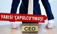 CEO'ların yarısı 'çapulcu'ymuş!