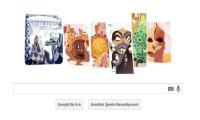 Google renk körü mimarı unutmadı