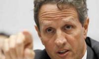 Geithner başkanlığı istemiyor