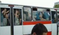 Otobüs şoförü men edildi
