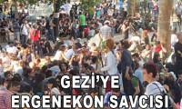 Gezi'ye Ergenekon savcısı!