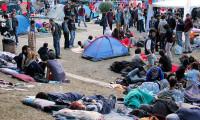 Gezi Parkı'nda 'uyku' gözaltısı