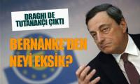 Draghi, Bernanke'ye özendi
