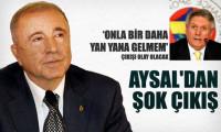 Galatasaray Başkanı Aysal bombaladı!