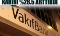 VakıfBank'tan 905 milyon TL kâr