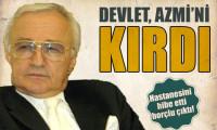 Azmi Ofluoğlu'nu üzen karar