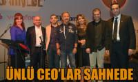 CEO'lardan müzik ziyafeti